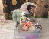 For Fidelia Fuuga Isilmë CCC Firefly Faerie Sand Box Sand Castle Palace Toys