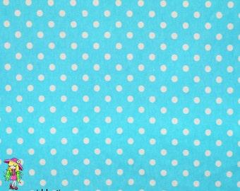 Cote d'azur dots 1 yard knit