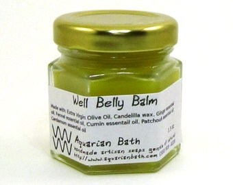 Well Belly Balm - Warming and Soothing Balm