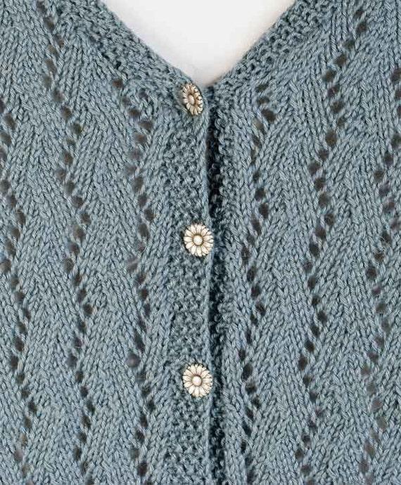 Zig Zag Sweater Knitting Pattern : Zig zag lace cardigan knitting pattern pdf from
