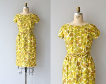 Mary, Mary dress   vintage 60s dress • floral 60s dress