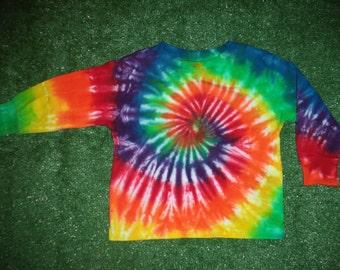 4T Tie Dye Tshirt