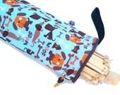 Yarn Swift Cover Yarn Winder Drawstring Padded Bag - Woof!