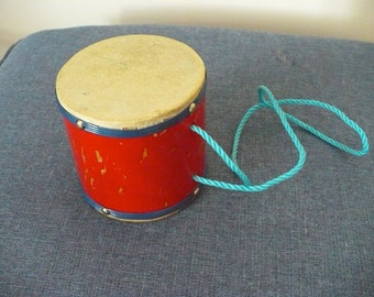 Small Childs Toy Drum