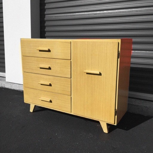 Vintage Mid Century Modern Bedroom Furniture