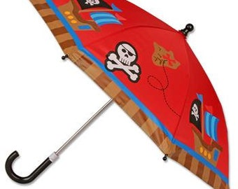 Personalized Stephen Joseph Pirate Umbrella