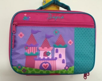 Personalized Stephen Joseph Princess Castle Lunchbox
