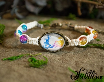 Final Fantasy X Art Bracelet