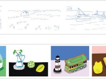 mt x art series -  mizumaru anzai - drawings, prints - 30mm x 7m