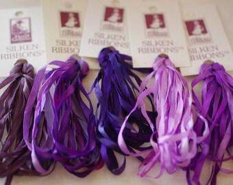 Silken Ribbons