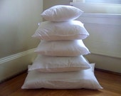 pillow insert / hypoallergenic / cushion / pillow form / throw pillow / cotton / stuffing / pillows / non allergenic /