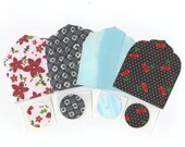 SALE - Assorted Mini Elegant Envelopes, Inserts and Envelope Seals (4) AEMN1 / Ready To Ship