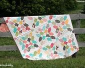 Floret Pattern #102 PAPER quilt pattern