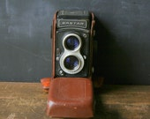 Vintage Eaststar Camera and Case Vintage Eastar 120F Camera, 1970s 120F  Twin Lens Reflex Camera  Box Camera From Nowvintage on Etsy