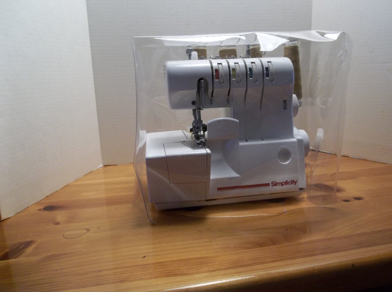 vinyl sewing machine cover