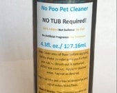 No Poo Pet Cleaner