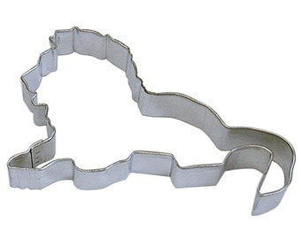Lion Cookie Cutter  Jungle cat Zoo animal