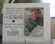 Dad Gift (SELECT any FATHER NAME), Dad Frame, Dad Picture Frame, Dad Photo Frame, Daddy Gift, Daddy Frame, Daddy Picture Frame, 4x6 photo