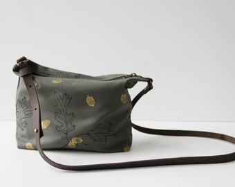 Shoulder Bag -  Oak & Acorn