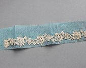 Antique French Lace Sample