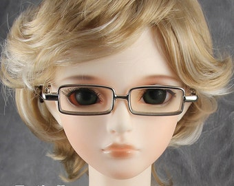 New fashion Full-Rim Dolls Glasses fit 1/3 BJD SD Super Dollfie