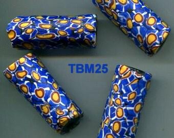 Antique African Trade Bead Venetian Millefiori, 4 Designs TBM10.TBM12.TBM18.TBM25*