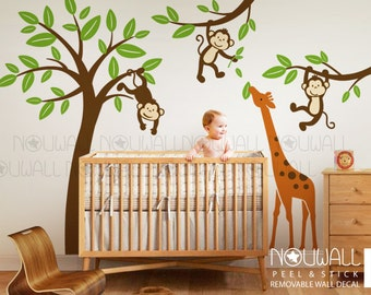 Tree Wall Decals Wall Stickers Tree Decal Owl On Tree - Somewhat about wall stickers
