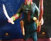 Woodland Elf Warrior(Female) Figurine *Made To Order*