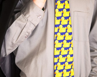 Ducky Tie, as worn by Barney Stinson on How I Met Your Mother