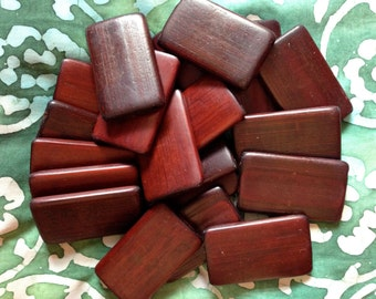 Bamboo Tile Beads