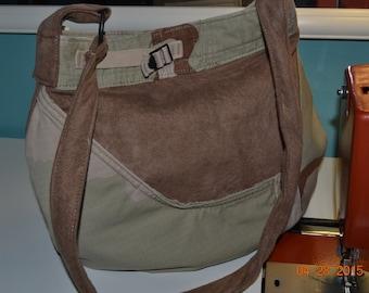 Desert Camo Shoulder Bag