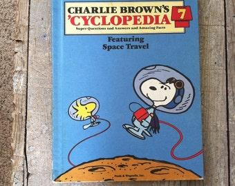a 1980  charlie brown encyclopedia, volume 7