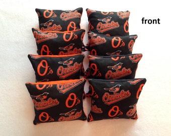 La Dodgers Bean Bags Set Of 8