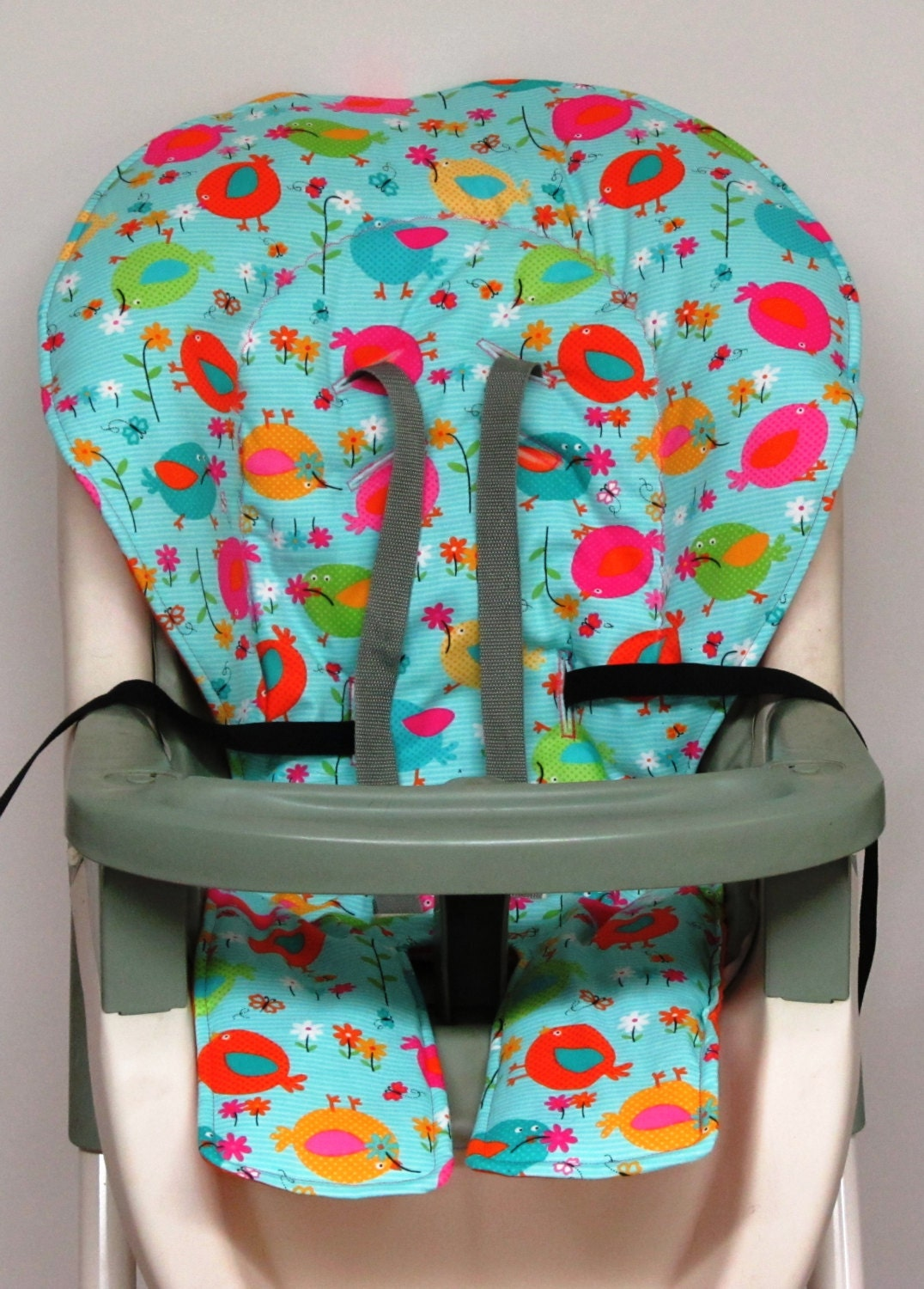 Graco Pad Replacement High Chair Cover Puff Birds By