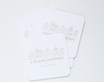 Charleston Coaster Gift Idea Charleston Wedding