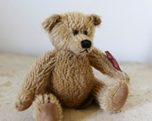 vintage russ mohair buckley bear