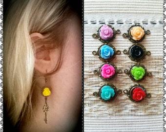 FALL SALE - Secret Garden Earrings