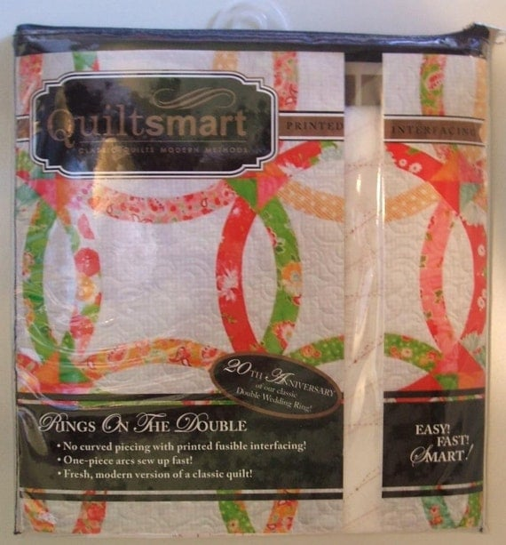 Quiltsmart Snuggler Pack Rings On The By AliceInStitchesArts