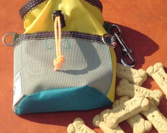 Dog Treat Training Bag - Bait Bag