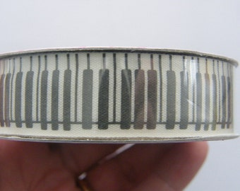 1 Roll piano material ribbon tape 2 yards WT5