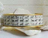 Women's Equestrian Cuff Bracelet - Ryan's Hope