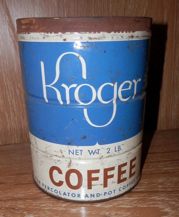 kroger coffee