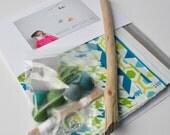 Elephant Mobile Craft Kit