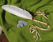 SWAN Grace and Beauty - Sacred Talking Feather