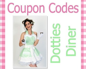 Coupon Codes for Dotties Diner Customer Appreciation