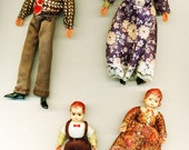 REDUCED Vintage CACO Dolls from Germany