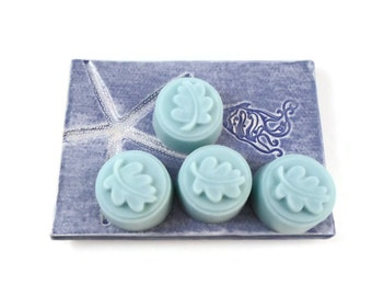 Soy Wax Melts Island Breeze Scented Wax Melts Soy Wax Tarts Set of 4 Home Fragrance Soy Wax Melts Long Lasting Highly Scented