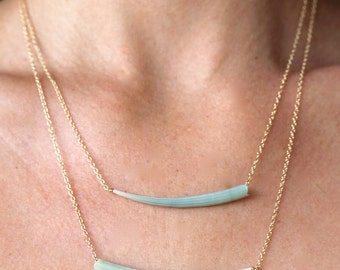 SALE! African Shell Necklace