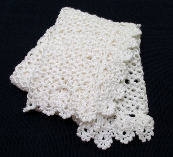 20% OFF SALE: Heirloom Keepsake Crochet by MissEmmysTreasures