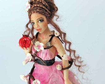 OOAK hand made custom fairy or mermaid of your choice by KDL